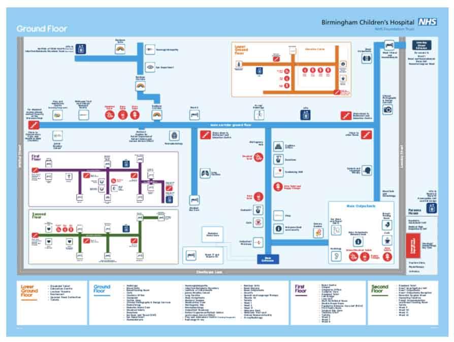 BCH Map