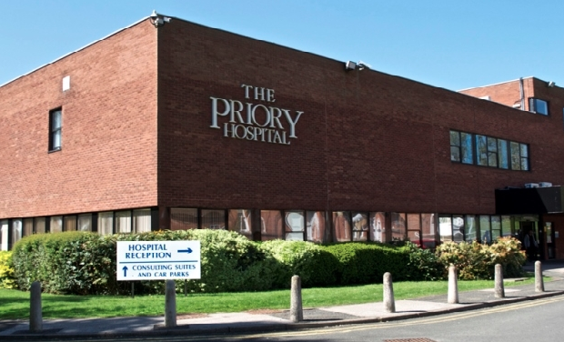 The Priory Hospital Main Building